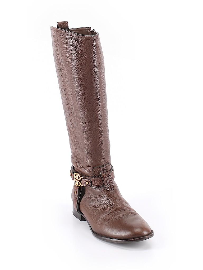 Tory Burch Women Boots Size 5 1/2
