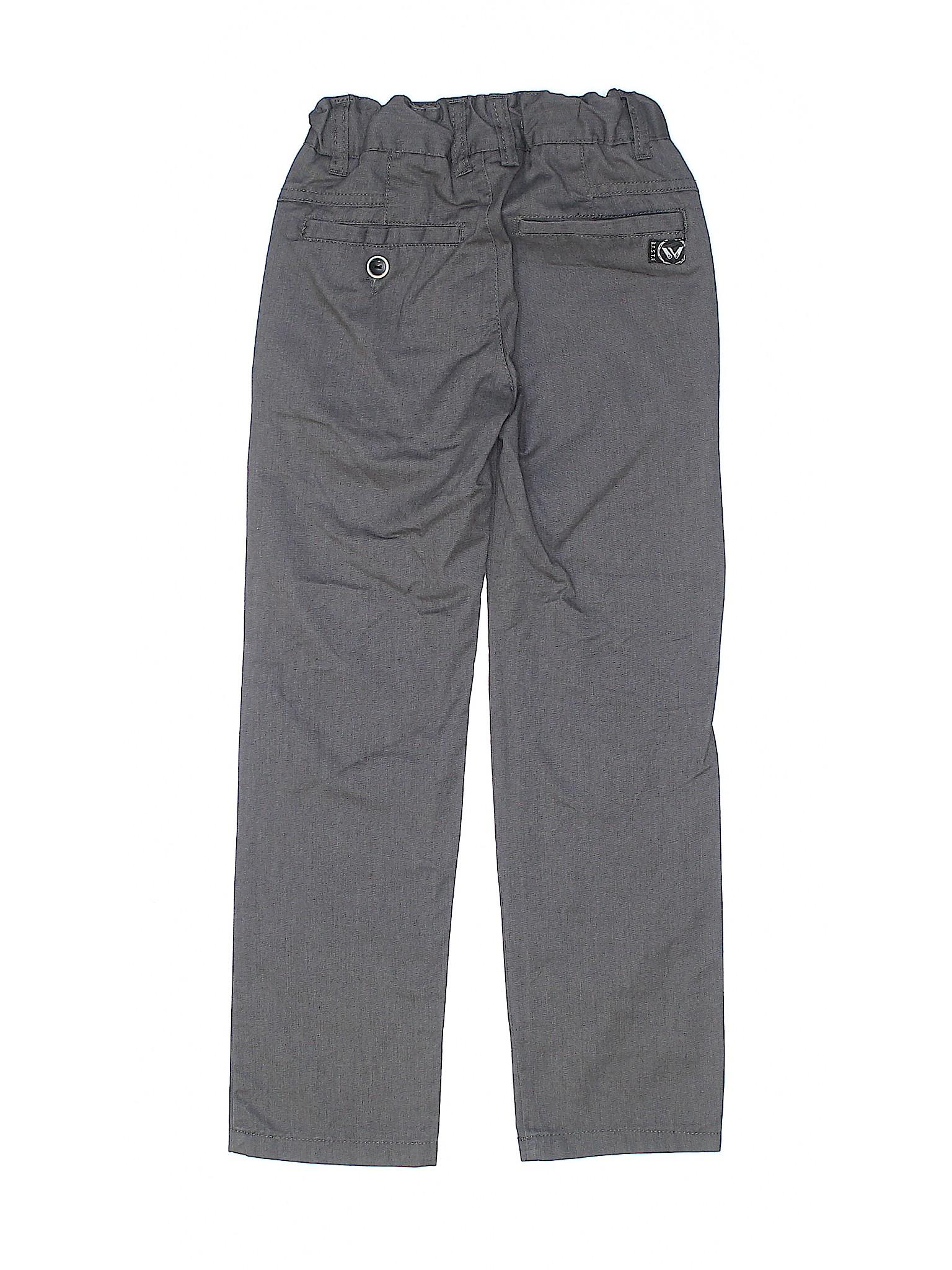 Shaun White Solid Gray Khakis Size 6 67 Off Thredup