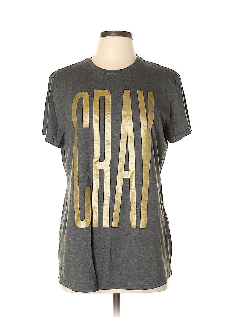 Adidas Women Short Sleeve T-Shirt Size XL