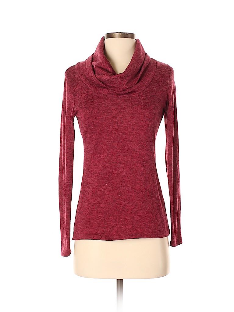 Doublju Women Pullover Sweater Size S