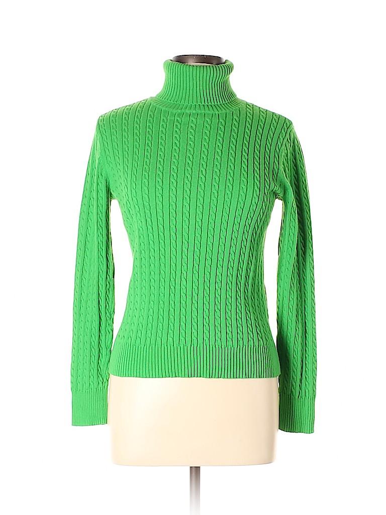 American Living Women Turtleneck Sweater Size L