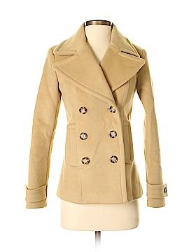 3b19d9363527 MICHAEL Michael Kors Wool Coat Size XXS