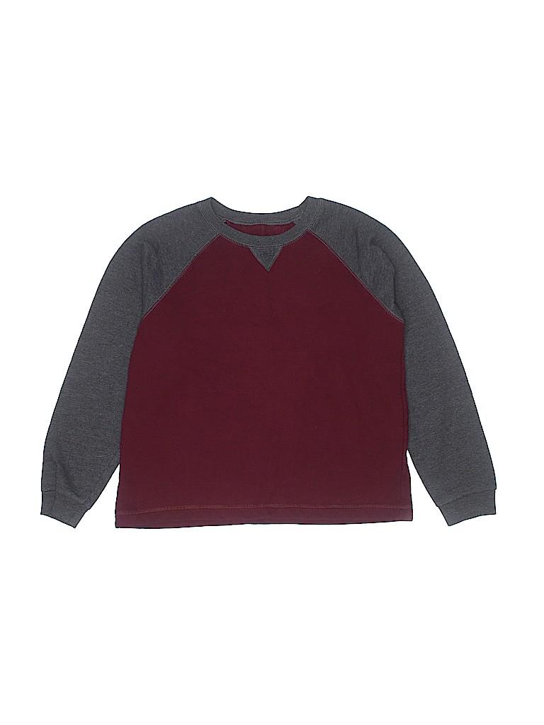 Hanes Boys Sweatshirt Size L (Youth)