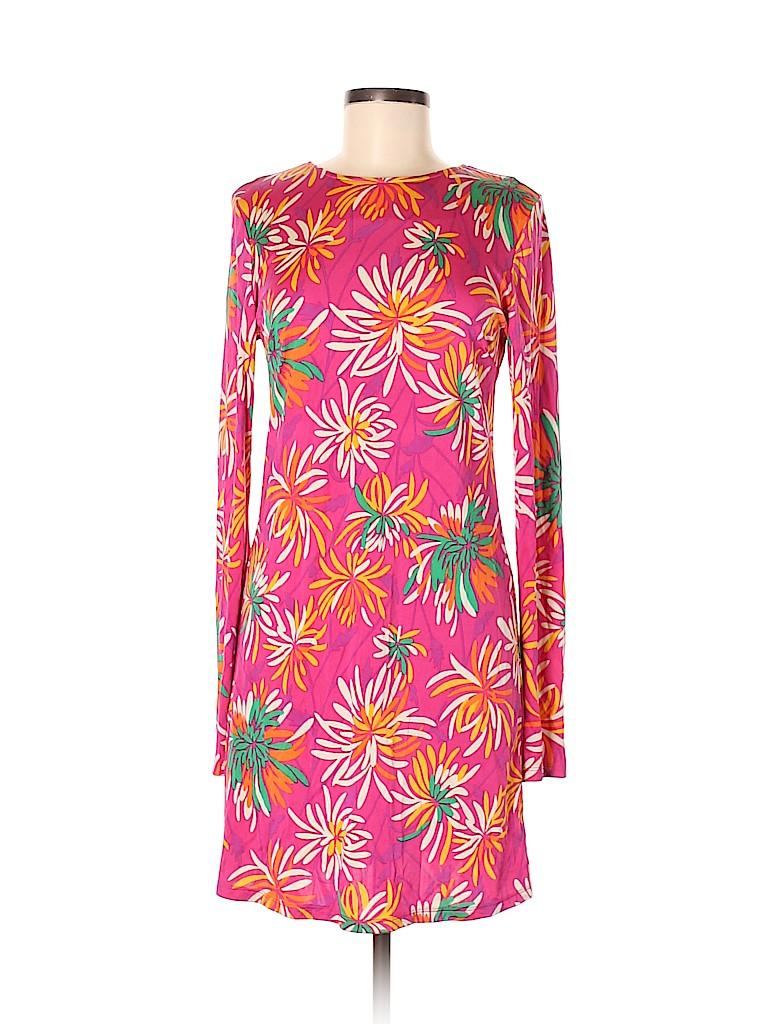 Julie Brown Women Casual Dress Size L