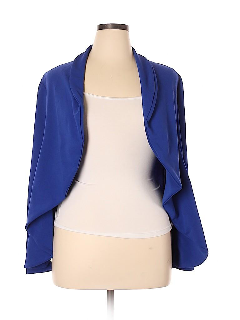 Doublju Women Jacket Size XL