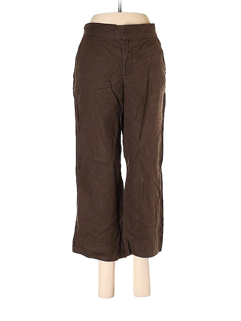 Old Navy Women Linen Pants Size 8
