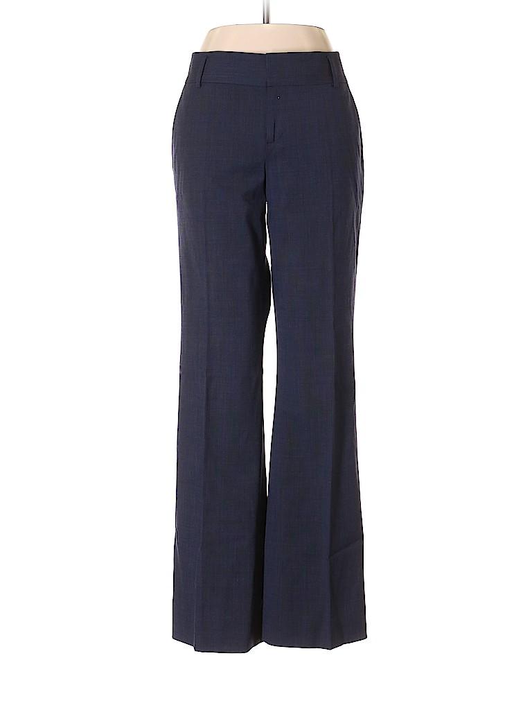 Banana Republic Women Wool Pants Size 4 (Petite)