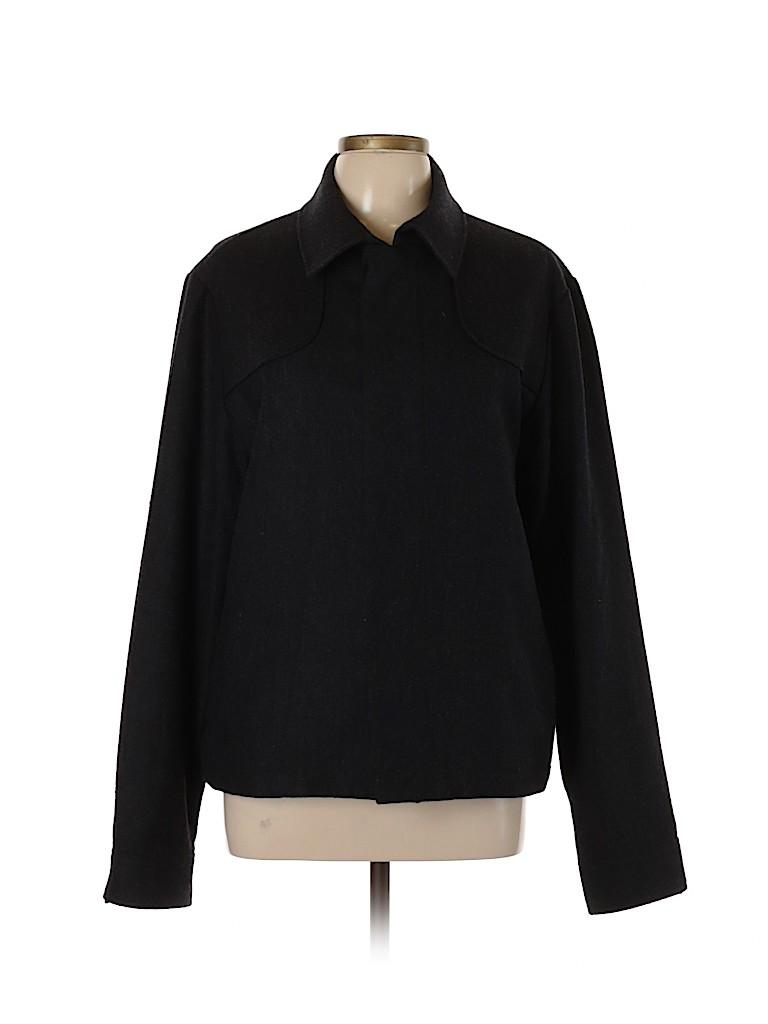 A.P.C. Women Wool Coat Size XL