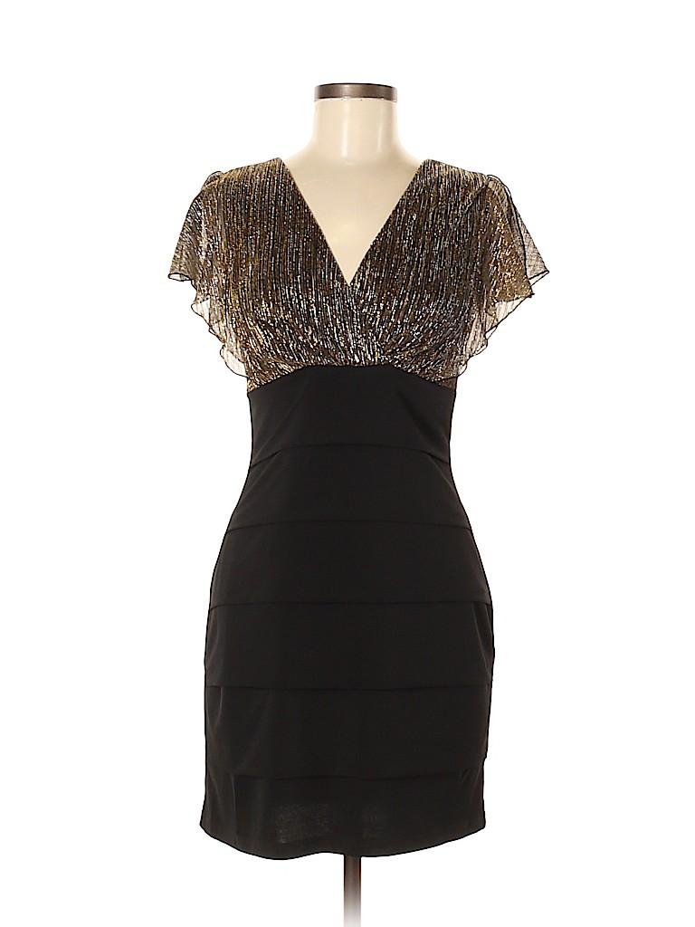 Enfocus Women Cocktail Dress Size 6 (Petite)