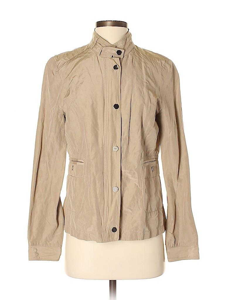 Per Se By Carlisle Women Denim Jacket Size 4