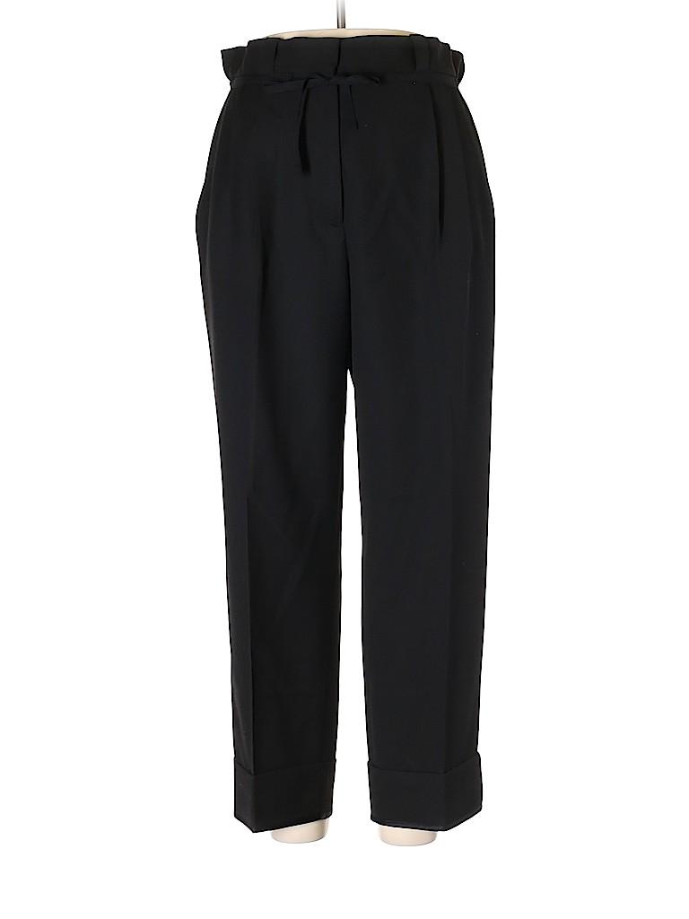 Acne Studios Women Wool Pants Size 38 (EU)