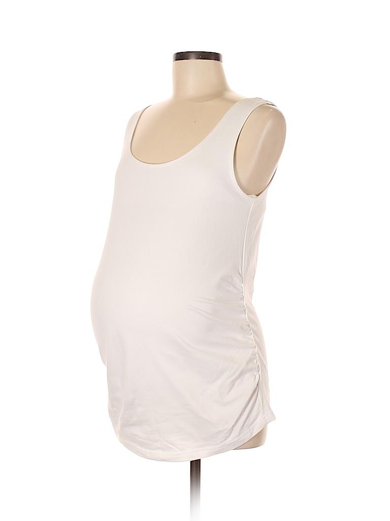 JoJo Maman Bebe Women Tank Top Size M (Maternity)