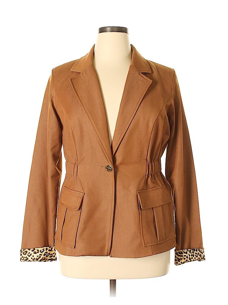 IMAN Women Blazer Size L