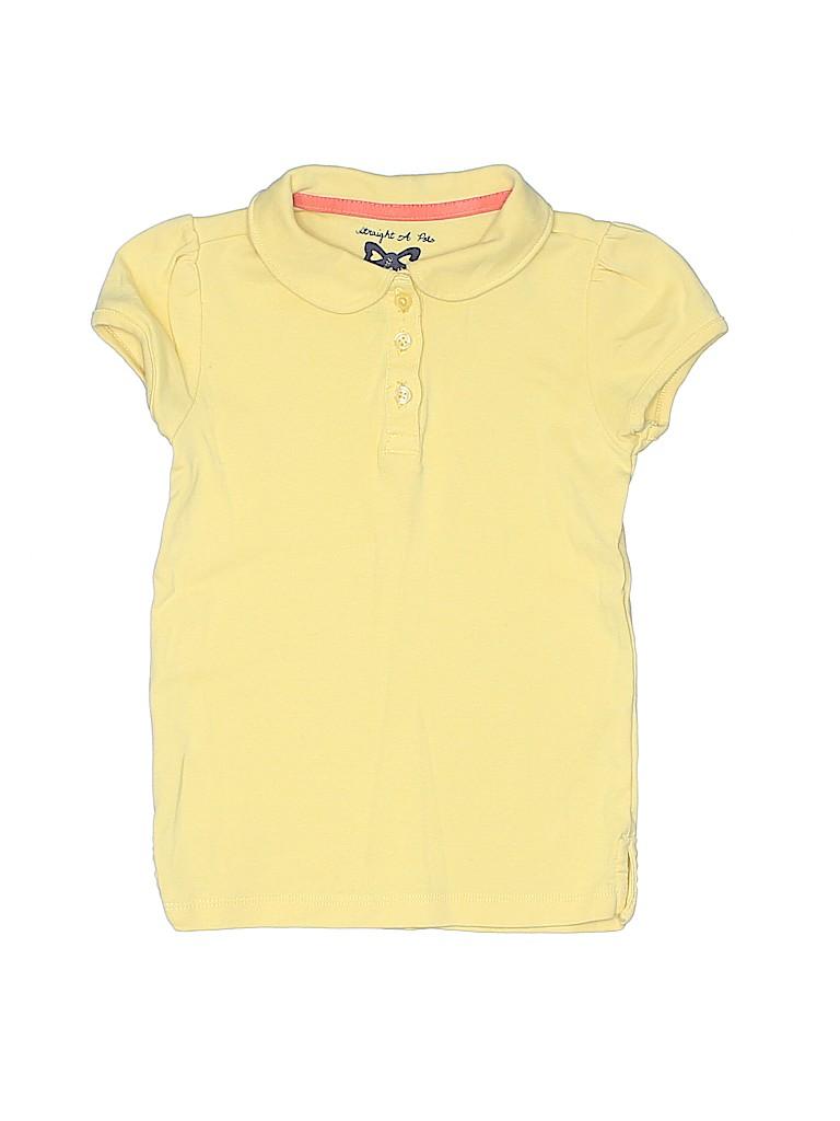 Gymboree Girls Short Sleeve Polo Size 5