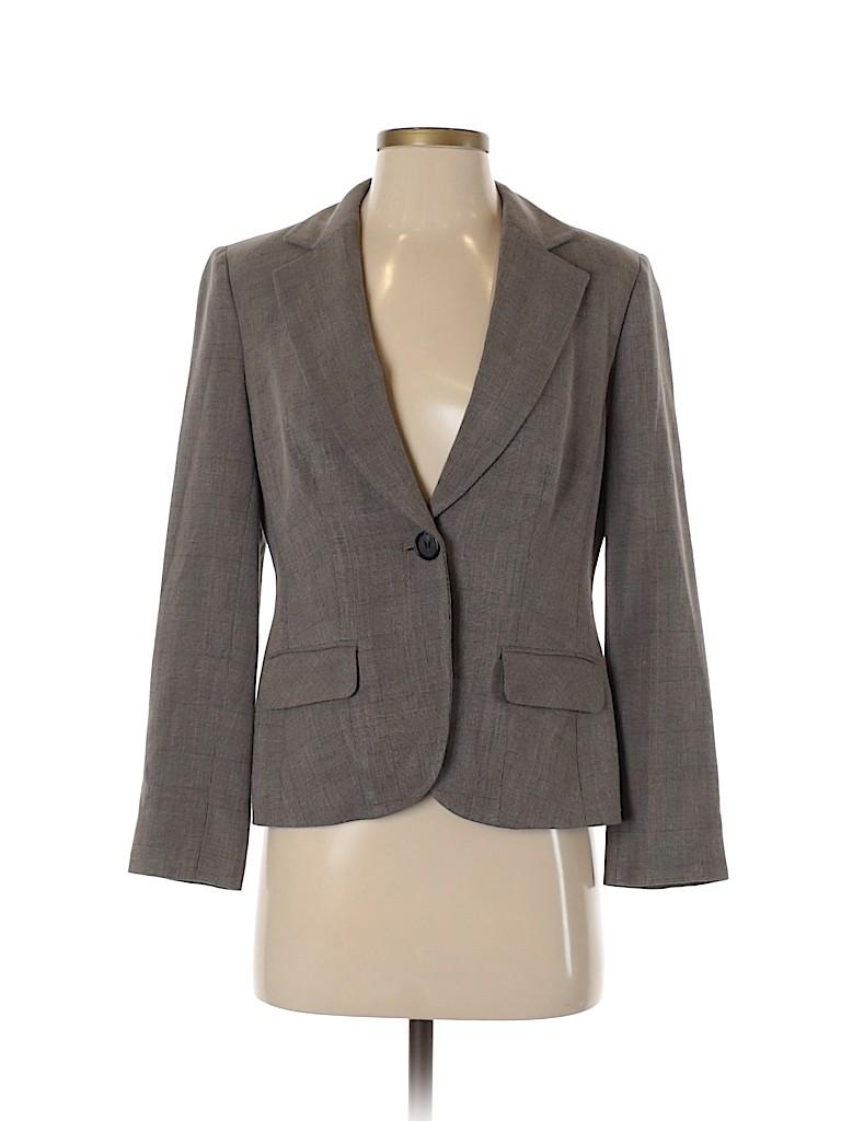 Style&Co Women Blazer Size 4 (Petite)