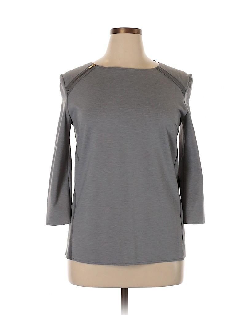 MNG Suit Women Long Sleeve Top Size L
