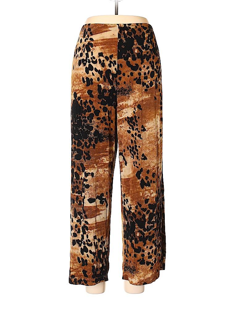 Coldwater Creek Women Casual Pants Size 1X (Plus)