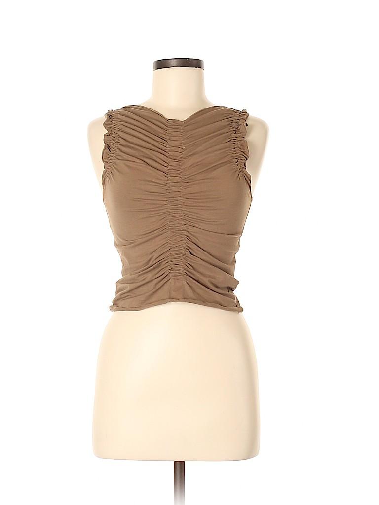 Armani Collezioni Women Sleeveless Top Size 6