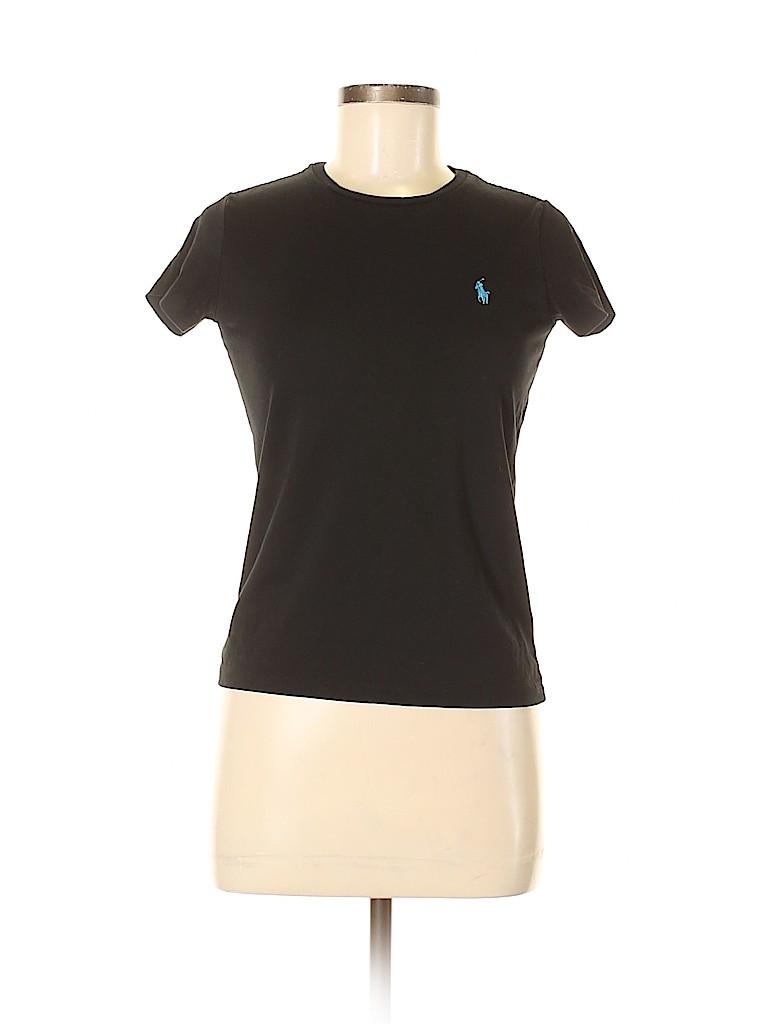 Ralph Lauren Women Short Sleeve T-Shirt Size S