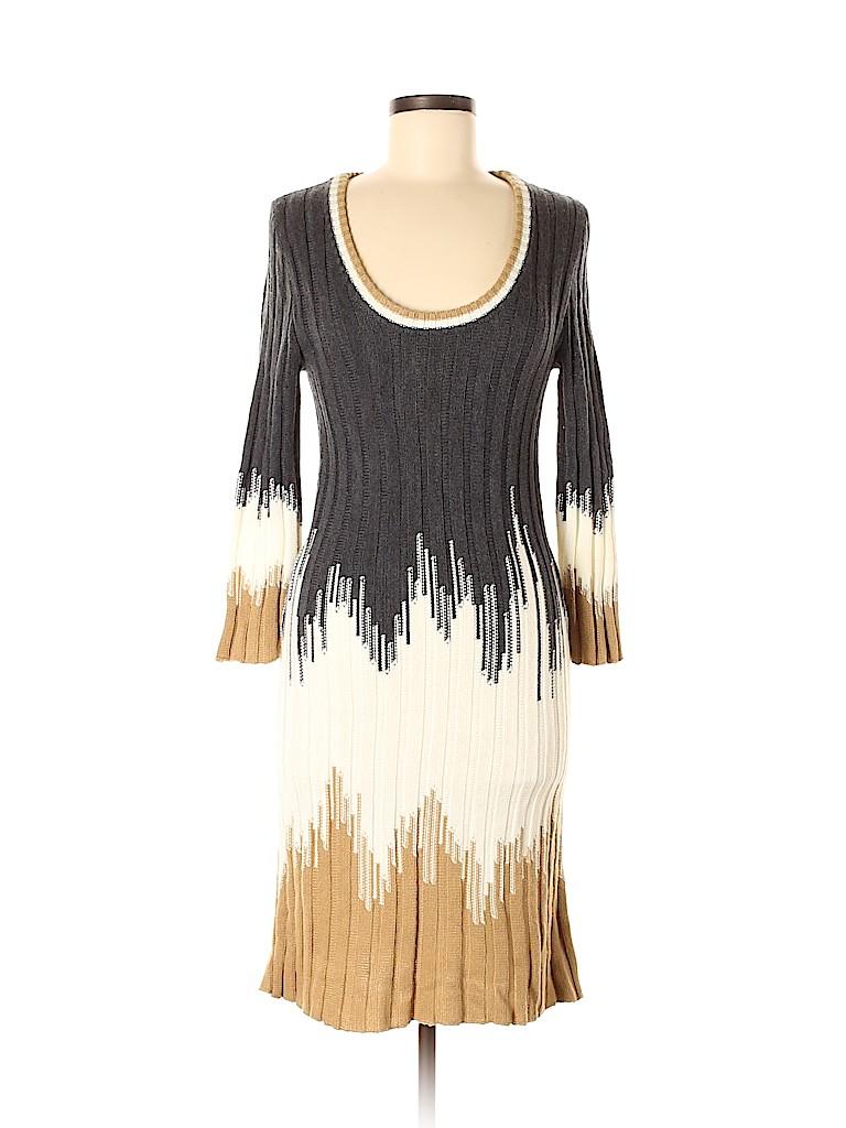 London Times Women Casual Dress Size M