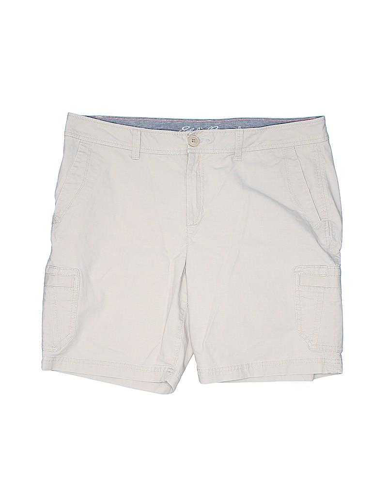 Eddie Bauer Women Cargo Shorts Size 12