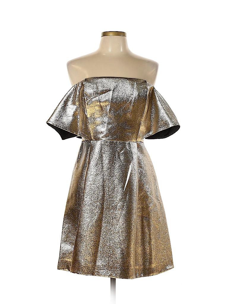 Sandro Women Cocktail Dress Size Lg (3)