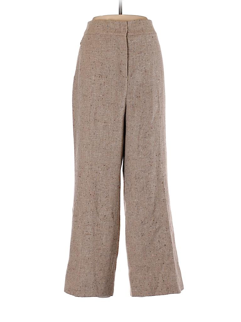 AKRIS Women Wool Pants Size 14