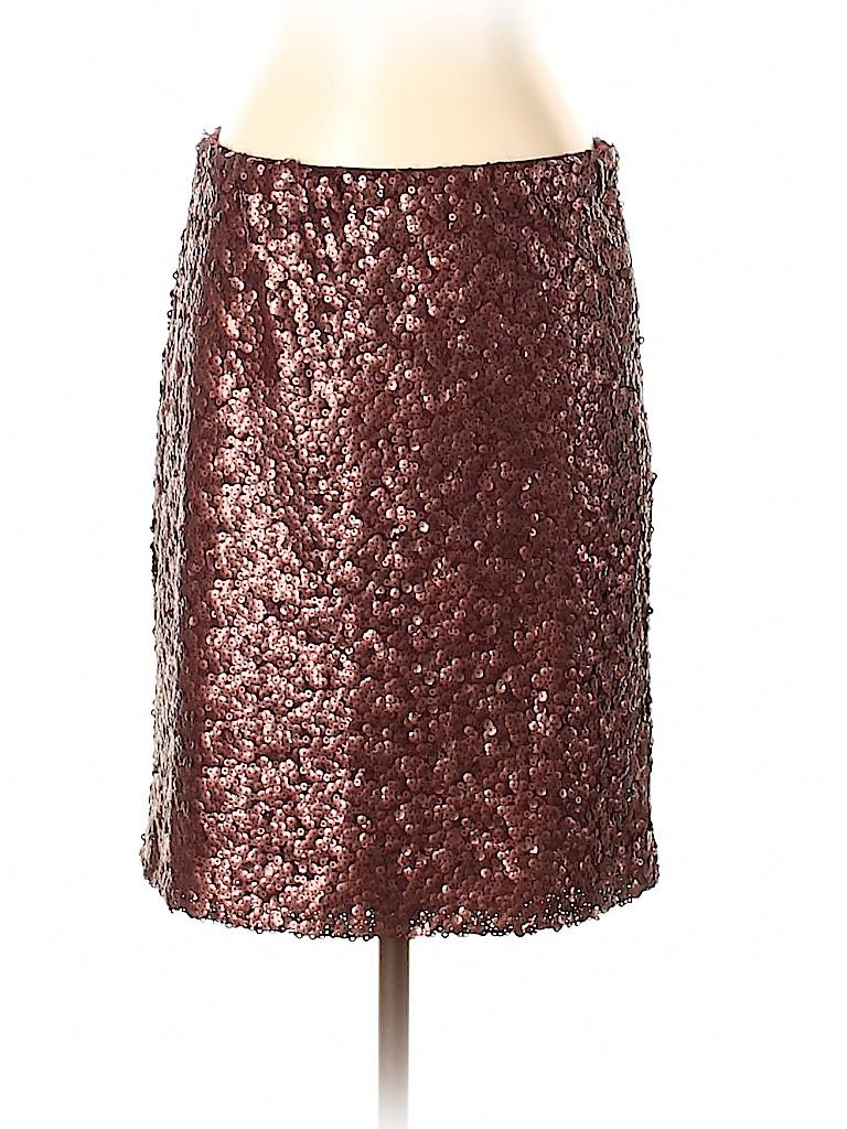 New York & Company Women Formal Skirt Size S