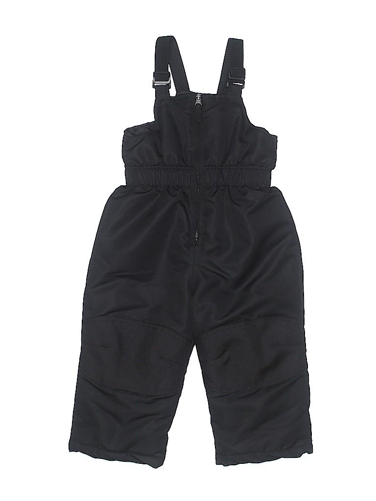 Healthtex Boys Snow Pants With Bib Size 2T