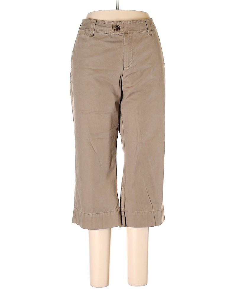 Gap Outlet Women Khakis Size 10