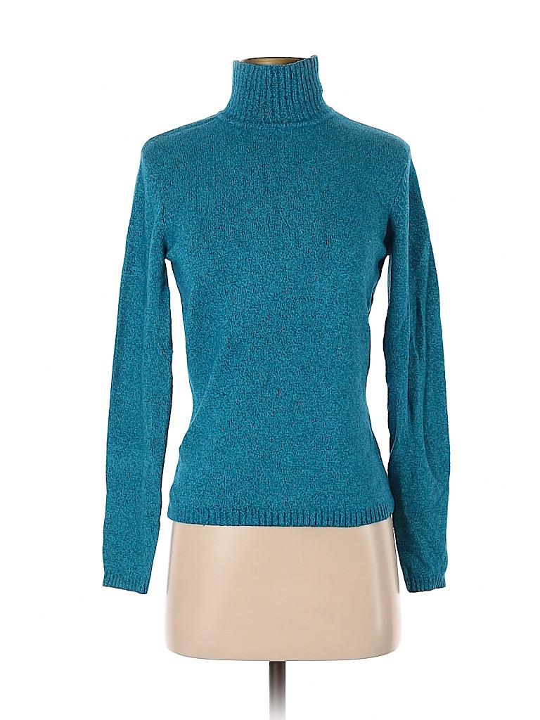 Talbots Women Turtleneck Sweater Size 5