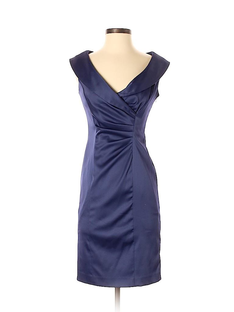 Evan Picone Women Cocktail Dress Size 2 (Petite)