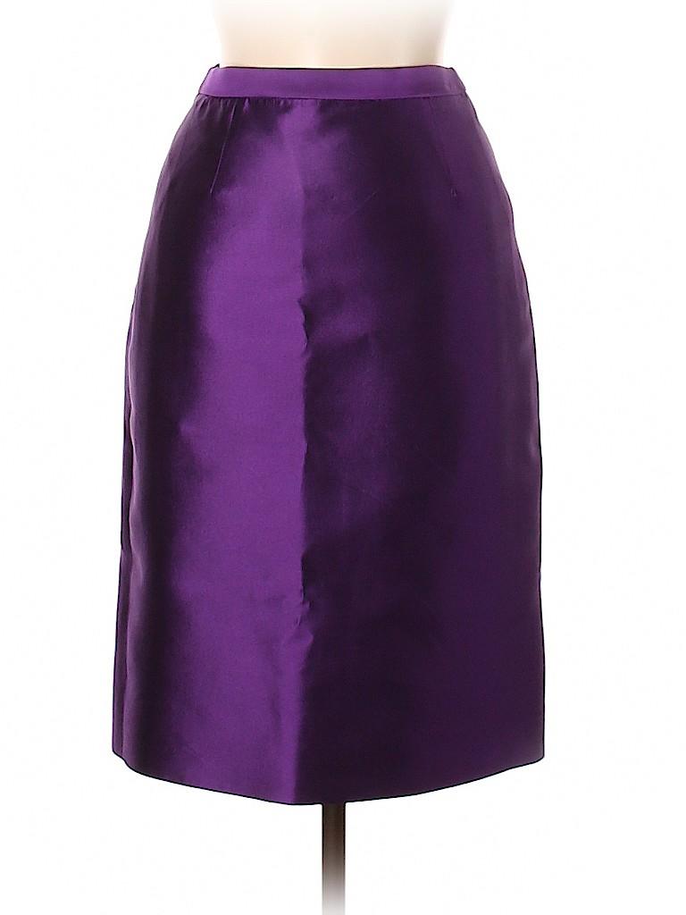 Prabal Gurung Women Wool Skirt Size 4