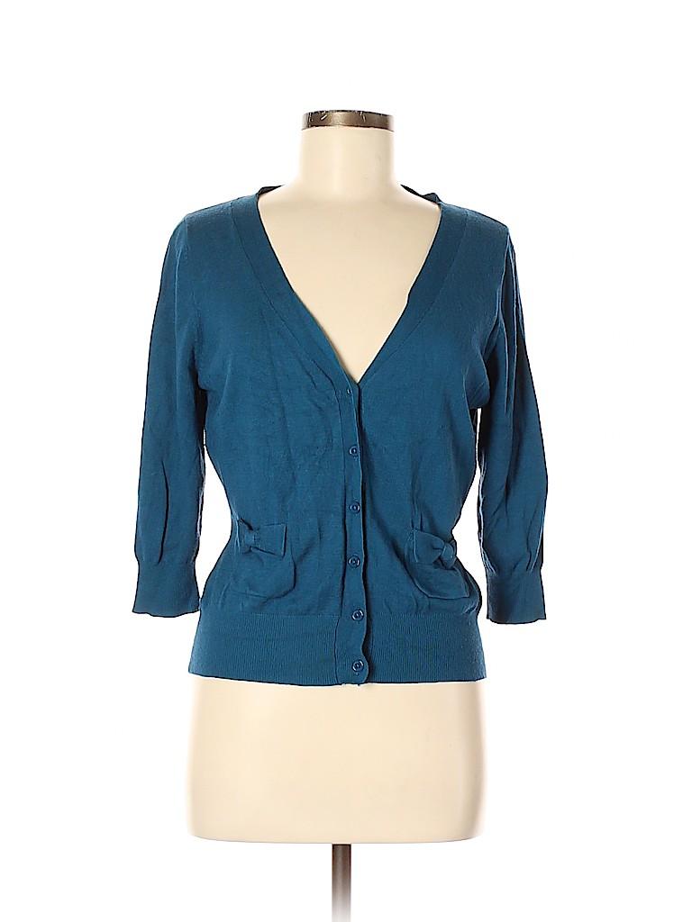 Annabella Women Cardigan Size M