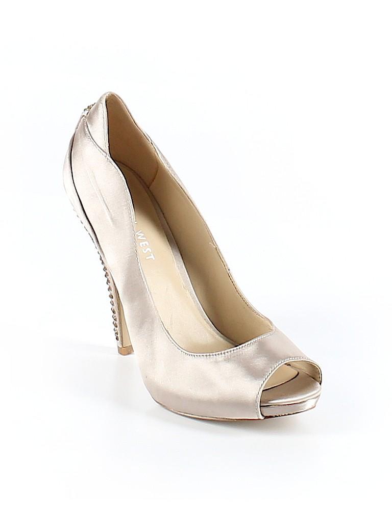 Nine West Women Heels Size 5