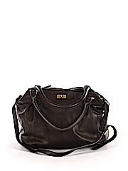J. Crew Collection Leather Satchel