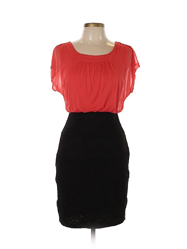 Enfocus Women Cocktail Dress Size 10 (Petite)