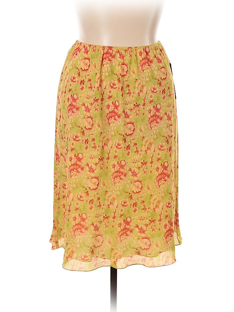 Norton McNaughton Women Casual Skirt Size 1X