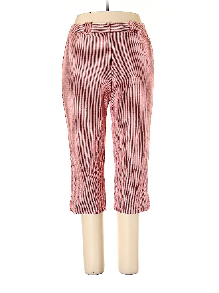 Villager Women Khakis Size 14