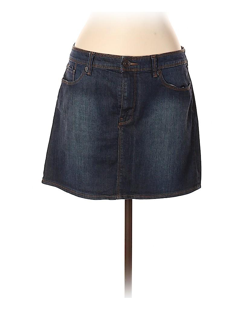 Gap Outlet Women Denim Skirt Size 12