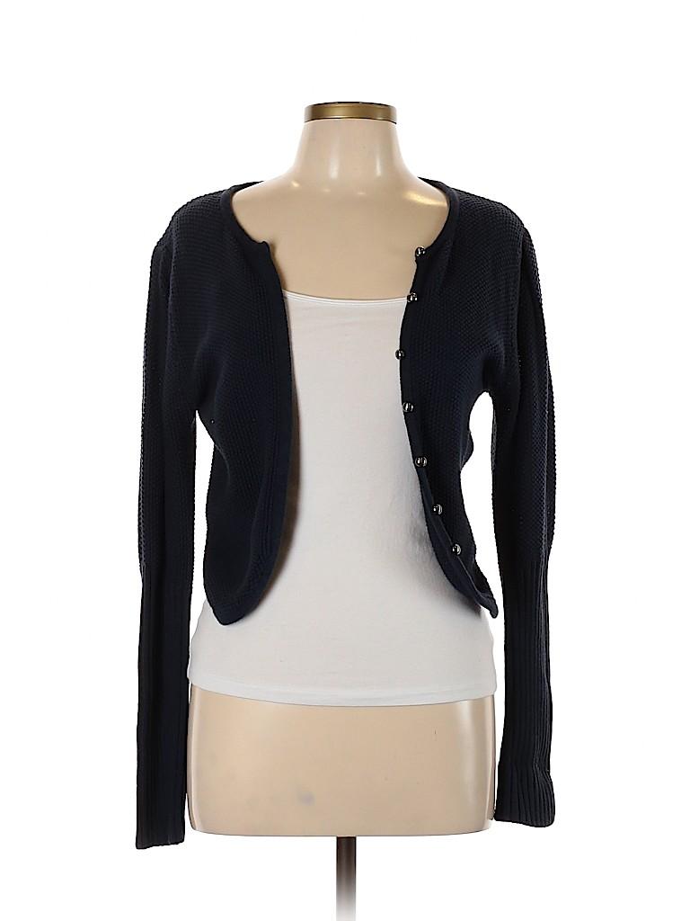Frenchi Women Cashmere Cardigan Size L