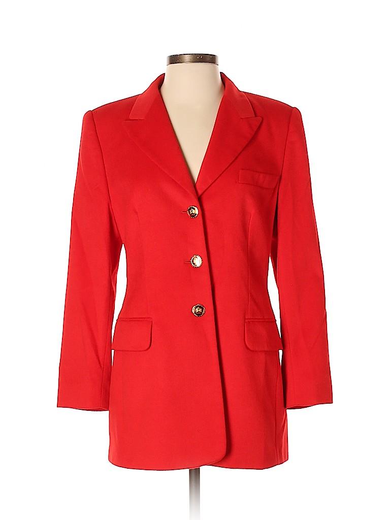 Escada Women Blazer Size 36 (EU)