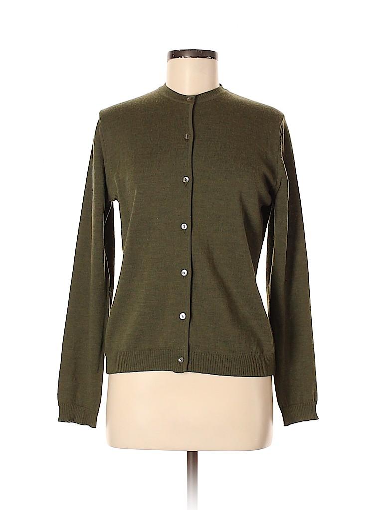 Lord & Taylor Women Wool Cardigan Size M
