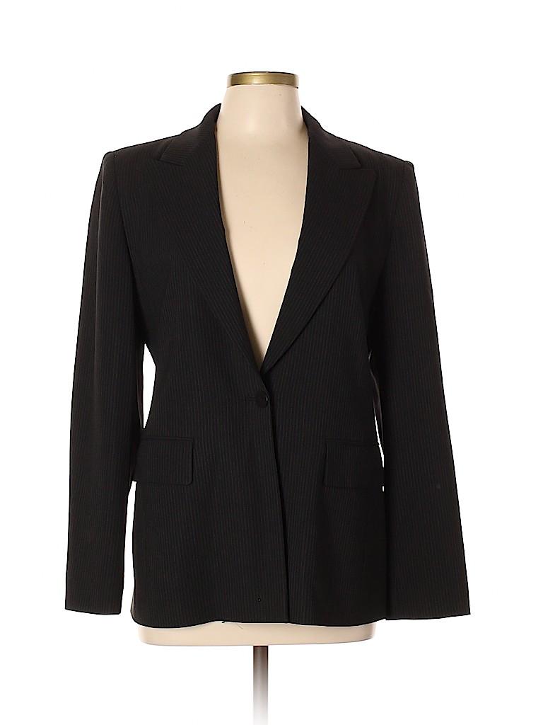 Max Mara Women Wool Blazer Size 14