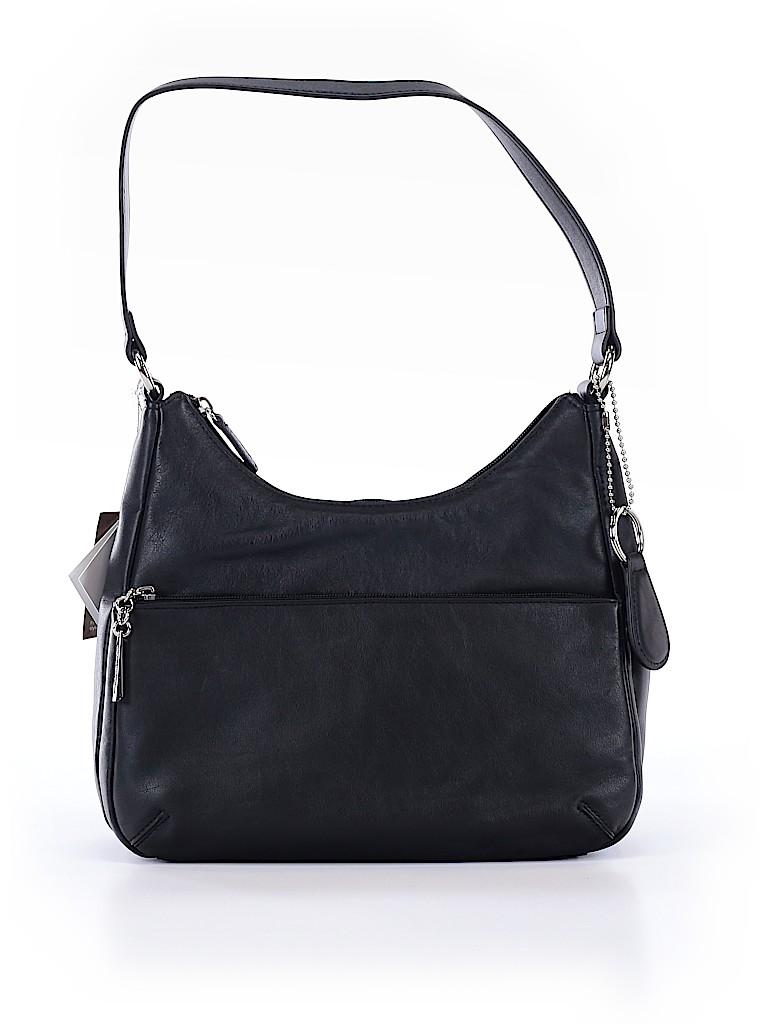 Giani Bernini Women Leather Shoulder Bag One Size