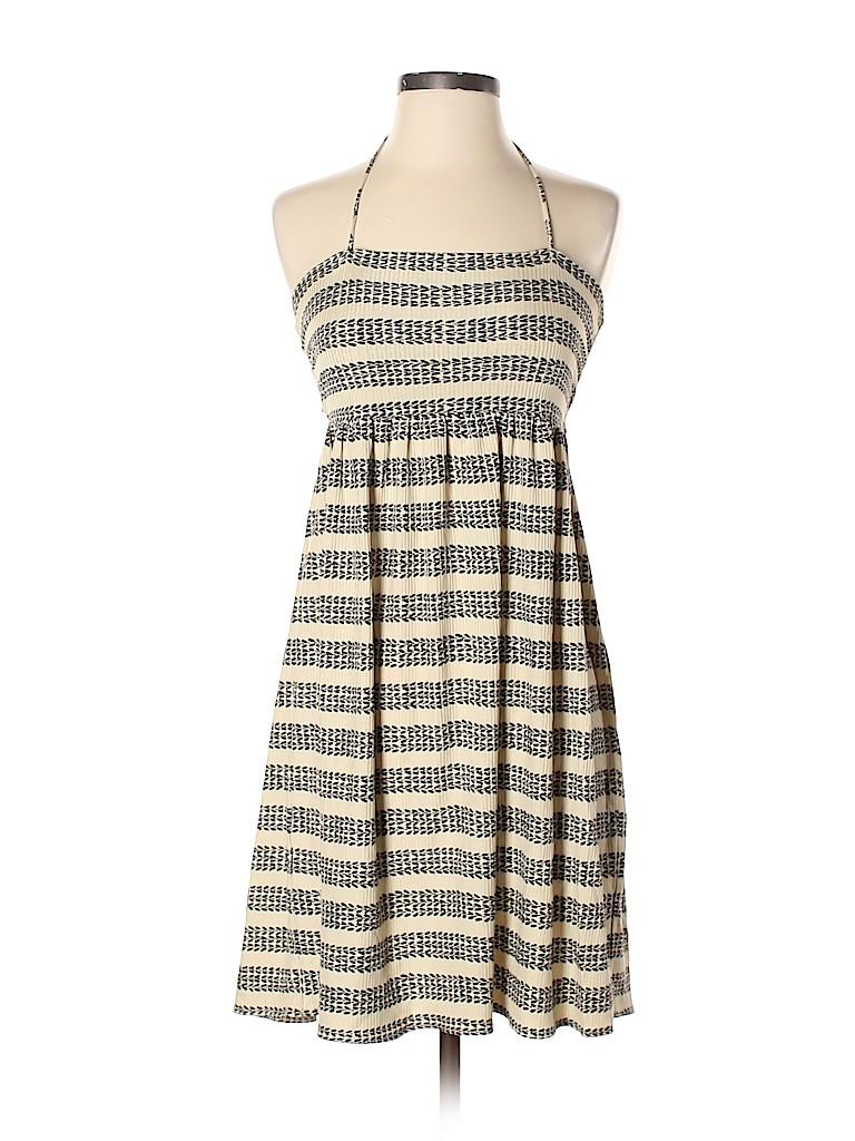 Maple Women Long Sleeve Silk Top Size XS