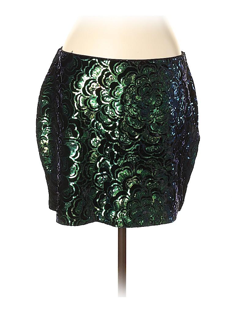 H&M Women Formal Skirt Size L