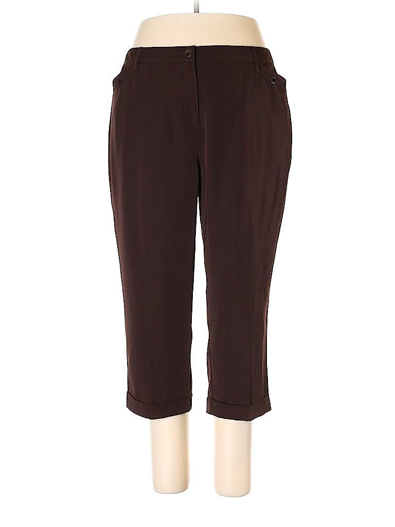 Cato Women Casual Pants Size 16 (Plus)