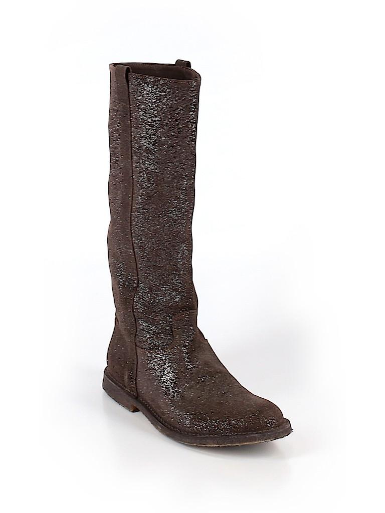 Bonpoint Women Boots Size 37 (EU)