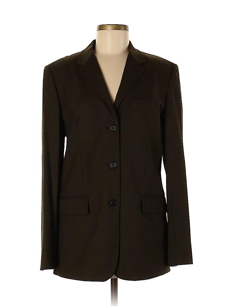 Nicole Farhi Women Wool Blazer Size 6